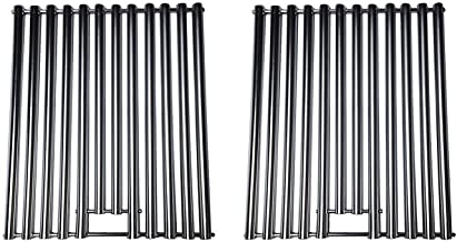 BBQration Stainless Steel Cooking Grids for Broil King Crown 10, 20, 40, 90 - Signet 20, 70, 90, Set of 2