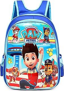 Mochilas Infantiles Guarderia Mochilas Infantiles Patrulla Canina Bolsas Escolares De Dibujos Animados para Niñas Y Niños ...