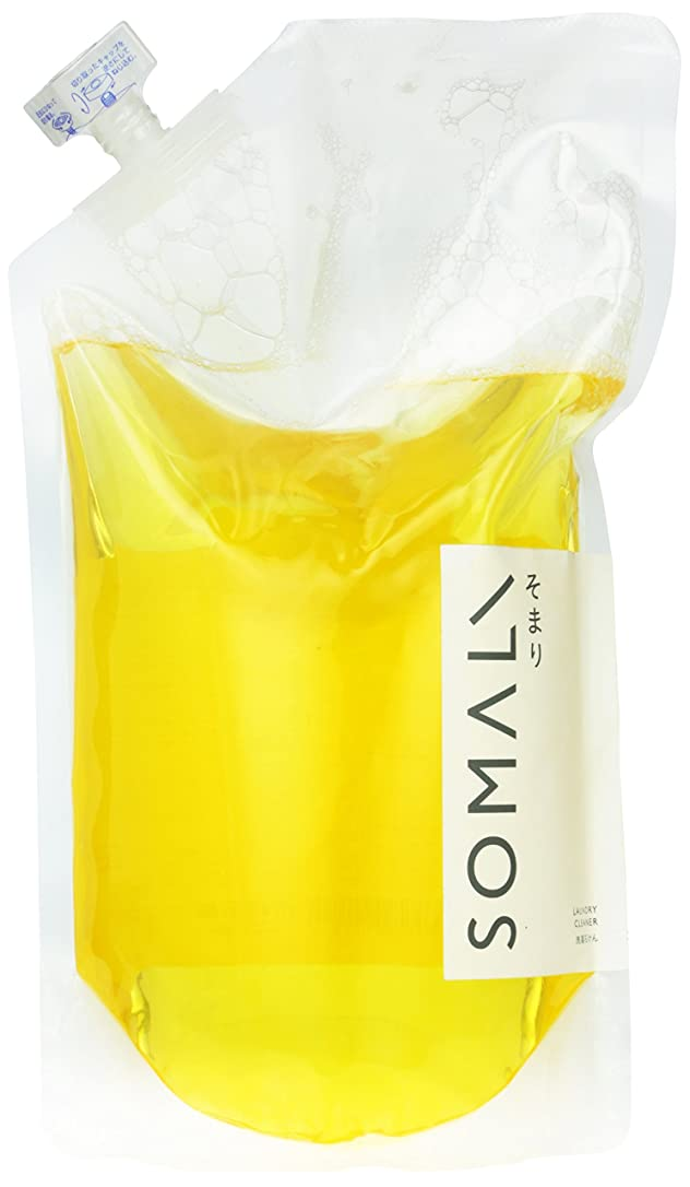 散髪弾薬計算するソマリ(SOMALI) 洗濯用液体石けん(詰替用) 1L