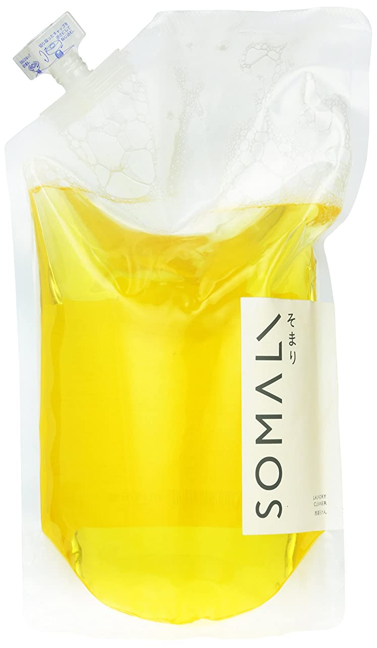 粘り強いラジウム教義ソマリ(SOMALI) 洗濯用液体石けん(詰替用) 1L
