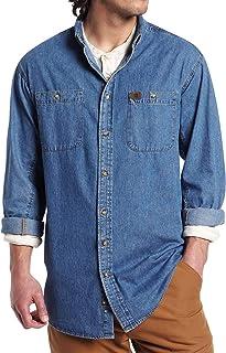 Wrangler Riggs Workwear Men's Denim Work Shirt