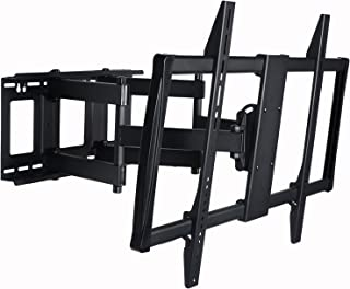 "VideoSecu Articulating TV Mount Large Big Heavy Duty Swivel Tilt Wall Mount Bracket for Most 60"" 62"" 65"" 70"" 75"" 78"" 80"", ..."