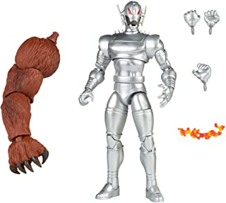 Hasbro Marvel Legends Series 6-inch Ultron Action Figure Toy, Premium Design and Articulation, Includes 5 Accessories and ...