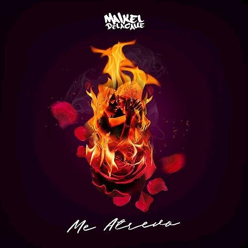 Amazon.com: Me Atrevo [Explicit]: Maikel Delacalle: MP3 ...