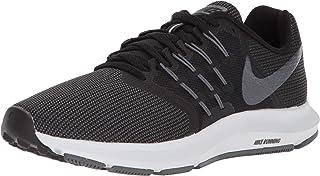 Nike Women's Swift Running Shoe, Black/Hyper Jade-Dark Grey-White