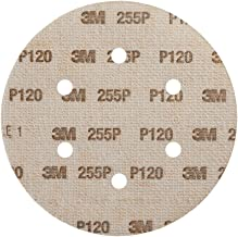 3M Hookit Paper Disc 255P, 150 mm, 6 Hole LD600A, P120, 100 - Discs/Box