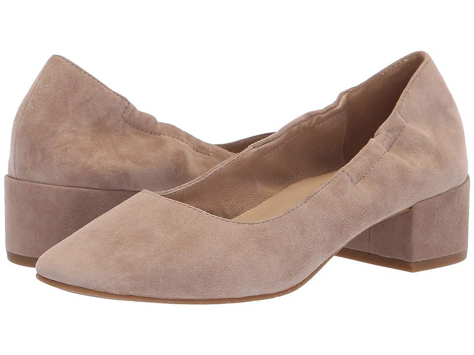 Eileen Fisher Winn (Earth Suede) High Heels