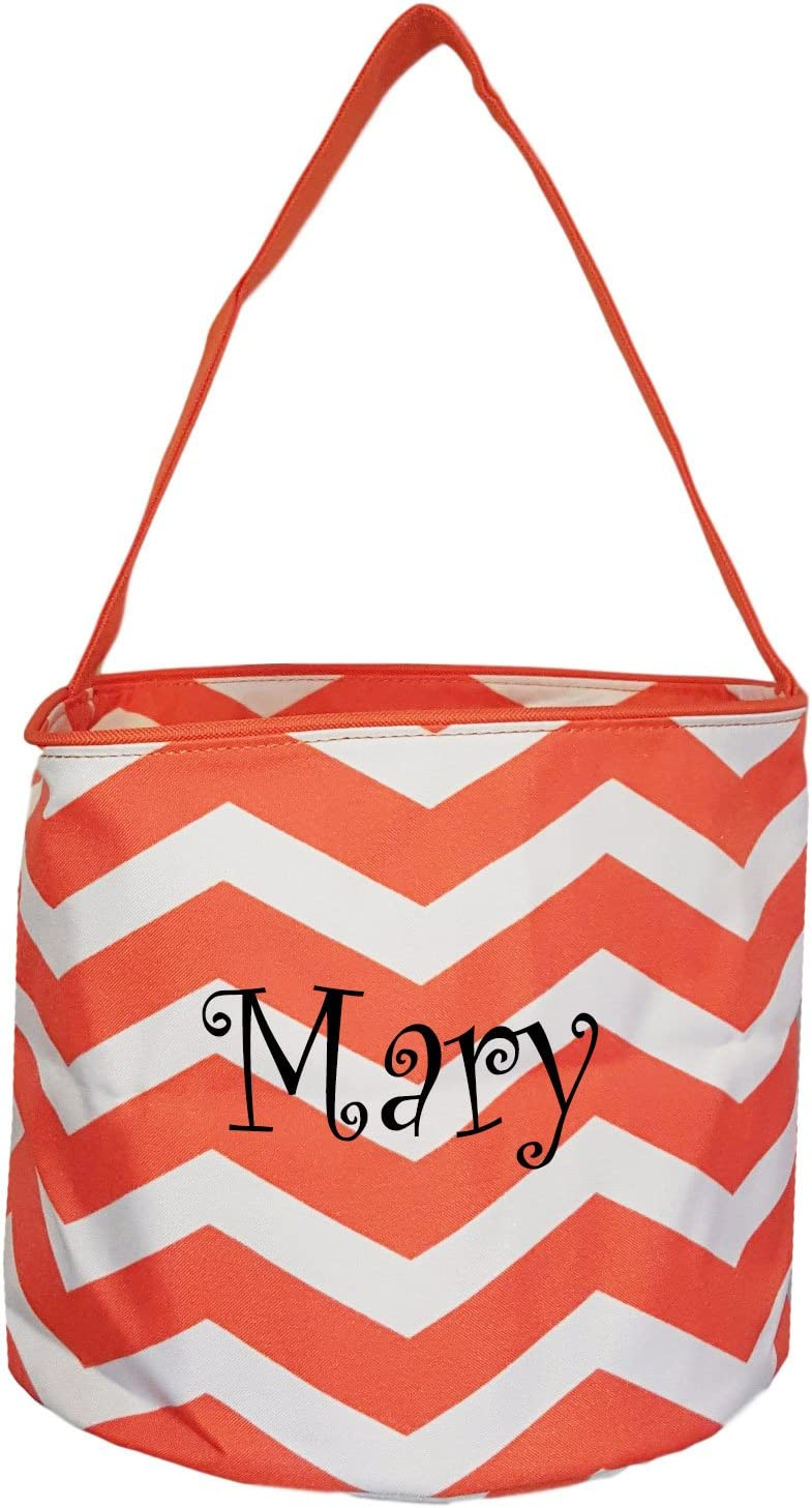 Personalized Halloween bag and bucket Personalized Trick-or-treat bag Infant /& Toddler Monogram Trick or treat bag Monogram Halloween bag