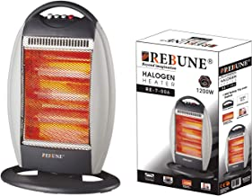 Electricity Heater by Rebune,1200W,RE-7-006