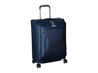 Samsonite 25 Lineate Expandable Spinner (Evening Teal) Luggage