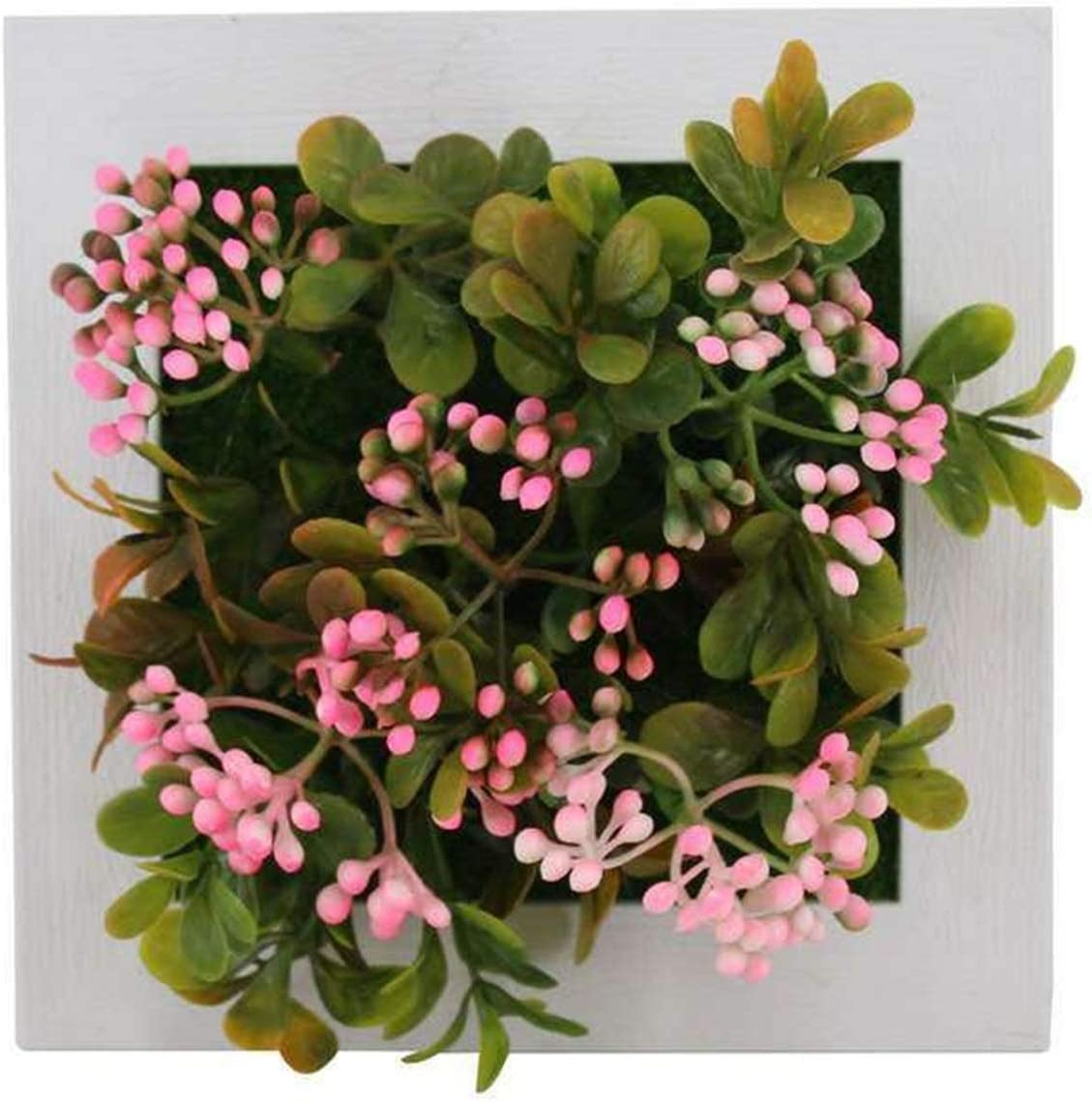 YZGLA Excellent Spring new work Fake Plant Simulation Photo Si Hanging Frame Wall Dγ