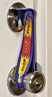super grip lock deadbolt strap