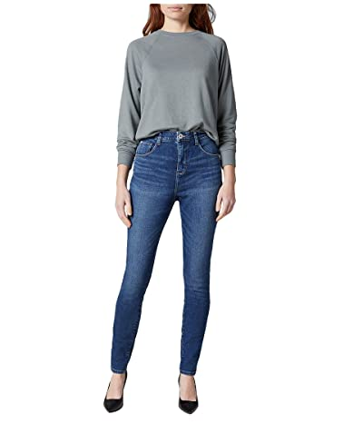 Jag Jeans Cecilia High-Rise Skinny Jeans (Tribeca Blue) Women