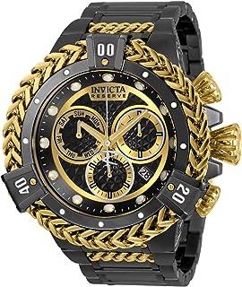 ساعة انفيكتا ريفيرس كرونوغراف مينا سوداء للرجال 30546
