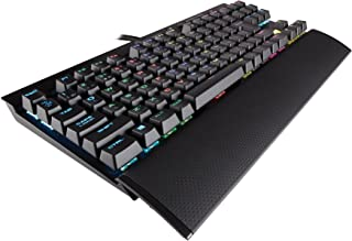Corsair K65 LUX Cherry MX RGB Red -日本語 ゲーミングキーボード- KB357 CH-9110010-JP