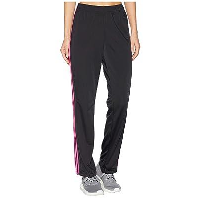 adidas Designed-2-Move Straight Pants (Black/Real Magenta) Women