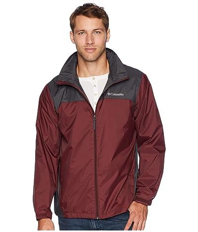 Columbia Glennaker Laketm Rain Jacket (Elderberry/Shark) Men
