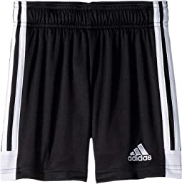 NEW Boys Kids Youth Adidas Orange Dark Grey ClimaLite Basketball Style Shorts