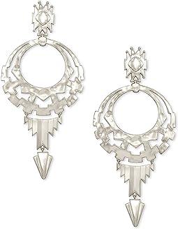 Shiva Statement Earrings