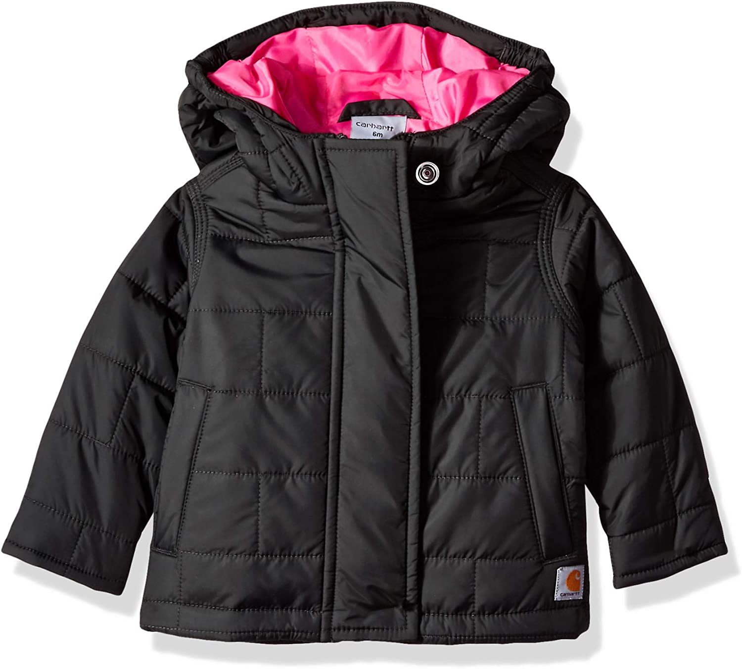 Carhartt Baby Girls Amoret Quilted Jacket