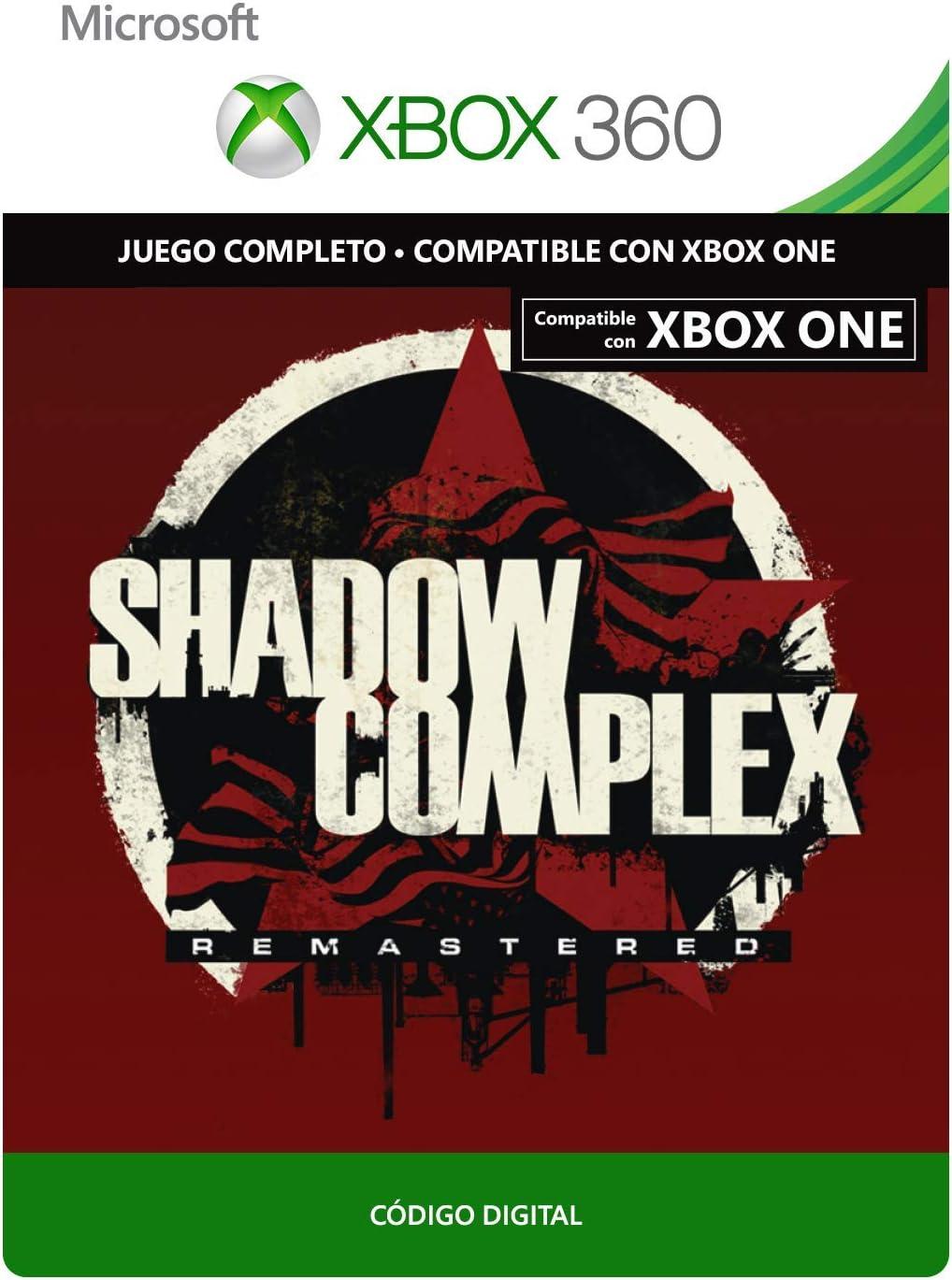 Mejores Juegos para Xbox 360 de todos los tiempos Shadow Complex