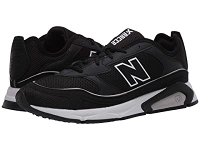 New Balance Classics X-Racer (Black/Rain Cloud) Men