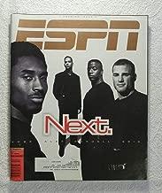 Kobe Bryant, Alex Rodriguez, Kordell Stewart & Eric Lindros - Premier Issue! - ESPN Magazine - March 23, 1998