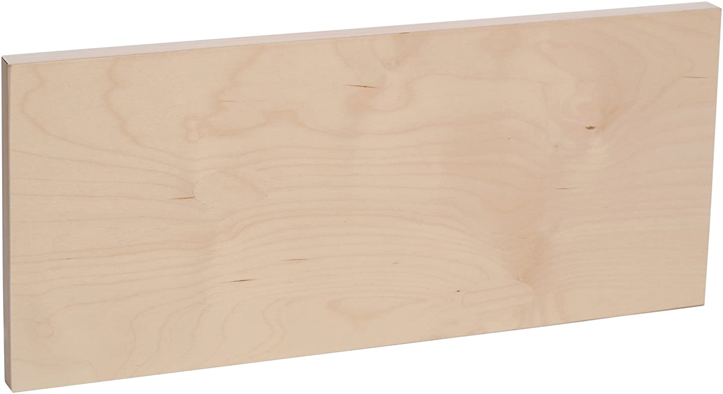 American Easel 10 Inch by 22 Inch by 1 5/8 Inch Deep Cradled Painting Panel qbvmvmsob