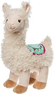 Mary Meyer Fuzzy Sherpa-Like Stuffed Animal Soft Toy, Lily Llama, 10-Inches