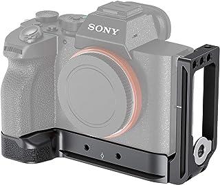 SmallRig Sony A7R IV専用Lプレート ILCE-7RM4用Lブラケット 引張可能 快適な手持ち 複数のインターフェース LSC2417
