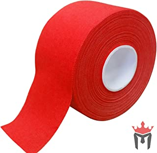 """15Yd x 1.5"""" Meister Premium Athletic Trainer's Tape for Sports and Medical (50% Longer) - Case & Single Rolls"""