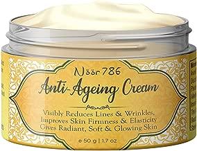 Noor 786 Halal Friendly Anti Ageing Cream, 50g