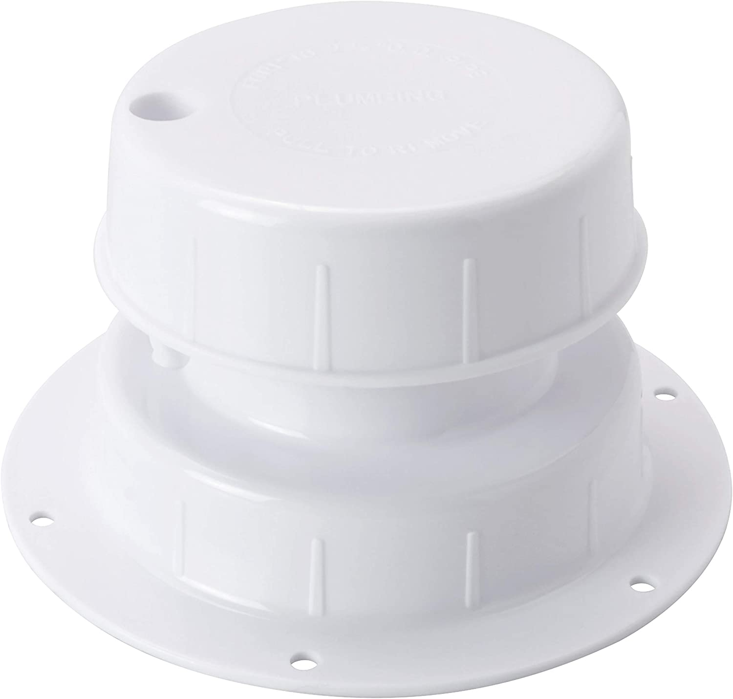 Leisure Recommended Coachworks RV 5 ☆ very popular Plumbing Vent Plastic Sewer Cap