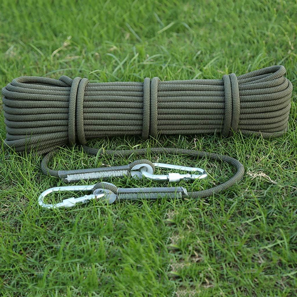Equipo de escalada 6mm Rescate Agua Cuerda Auxiliar, De 500 ...