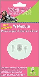 WePAM - PF07MB72 - WeMoule - Molde de silicona para moldear una cara preciosa con sus