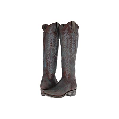 Old Gringo Mayra (Brass 2) Cowboy Boots