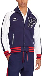Polo Ralph Lauren Men's US Open Double Knit Shawl Cardigan Jacket