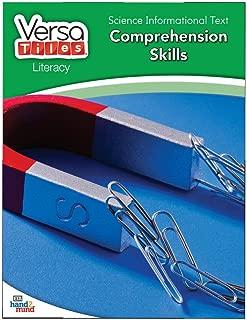 ETA hand2mind VersaTiles Literacy Workbooks - Grade 3 - Science Informational Text: Comprehension Skills