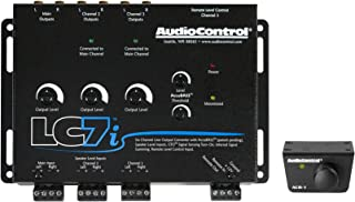 AudioControl LC7i 6 Ch Active Line Out Hi/Lo Converter+Bass Processor DSP+Remote photo
