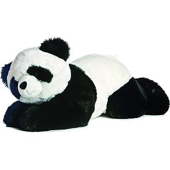 PurrFection Mama Gansu Panda Bear 27 Plush Purr-Fection by MJC Inc 1706L