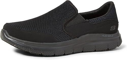 Skechers for Work Men's Flex Advantage Mcallen Food Service Shoe