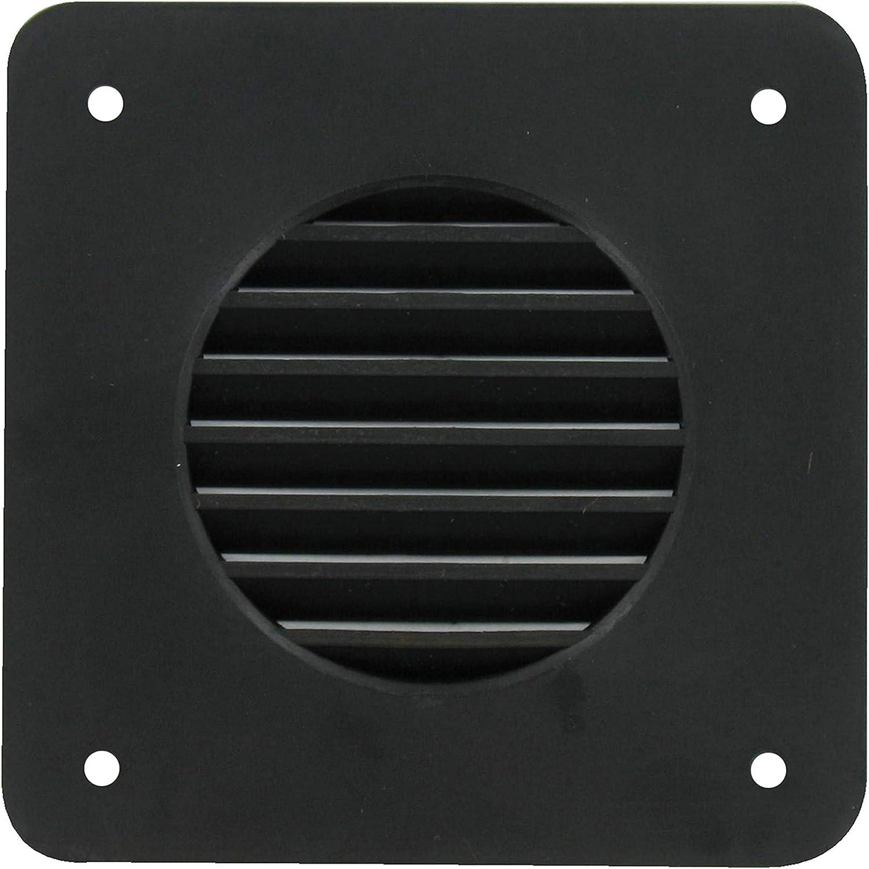 Valterra New color A10-3300BK Battery Max 63% OFF Box Black Louver -