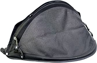 Chicco Echo Stroller - Replacement Front Canopy - Black