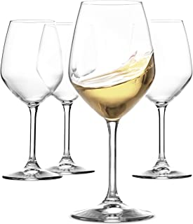 Paksh Novelty Italian Wine Glasses – for Parties, Weddings, Gifting, Clear Wine..
