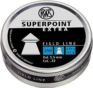 RWS- Superpoint Extra 2317384 Field Line Air Gun Pellets .22 Caliber
