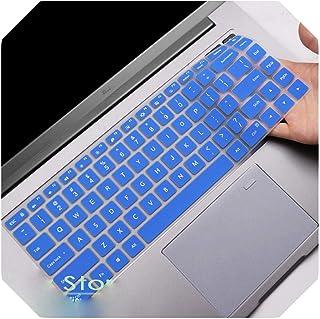 For Xiaomi RedmiBook 16 2020 Notebook 16.1インチラップトップAMD Ryzen 4700U 4500Uのシリコンキーボードカバープロテクター-blue-