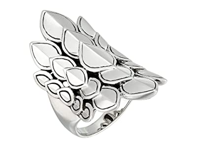 John Hardy Legends Naga Saddle Ring (Silver) Ring