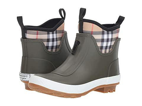 Burberry Kids Flinton Rain Boot (Toddler/Little Kid)