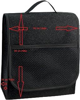 EJP Bags Kofferraumtasche Small Bag in Farbe Schwarz. Passend für T ROC