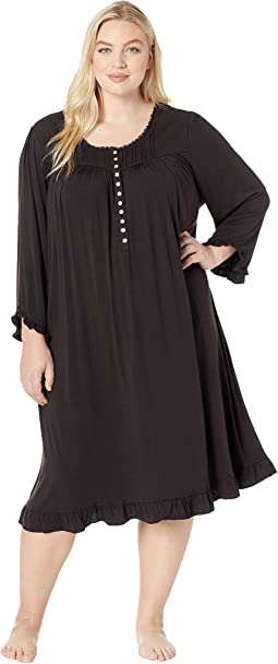 Plus Size Knit Modal Waltz Nightgown